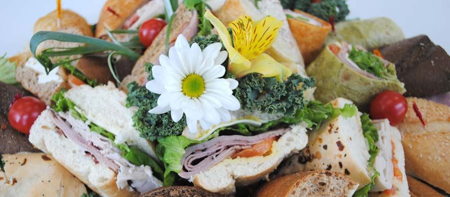 Garden Fresh Deli | Catering Menu | Charlotte, North Carolina